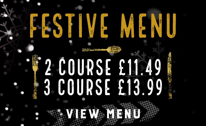 Festive Menu at The Mill