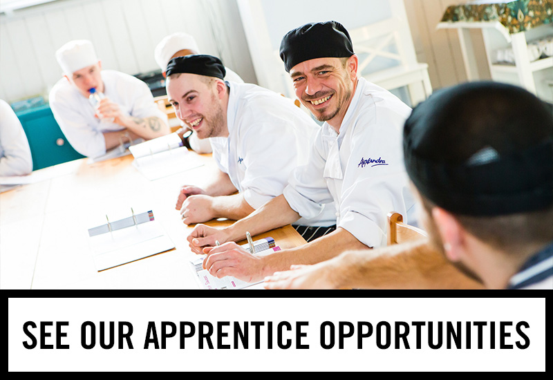 Apprenticeships at The Mill