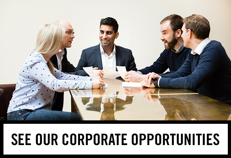 Corporate opportunities at The Mill