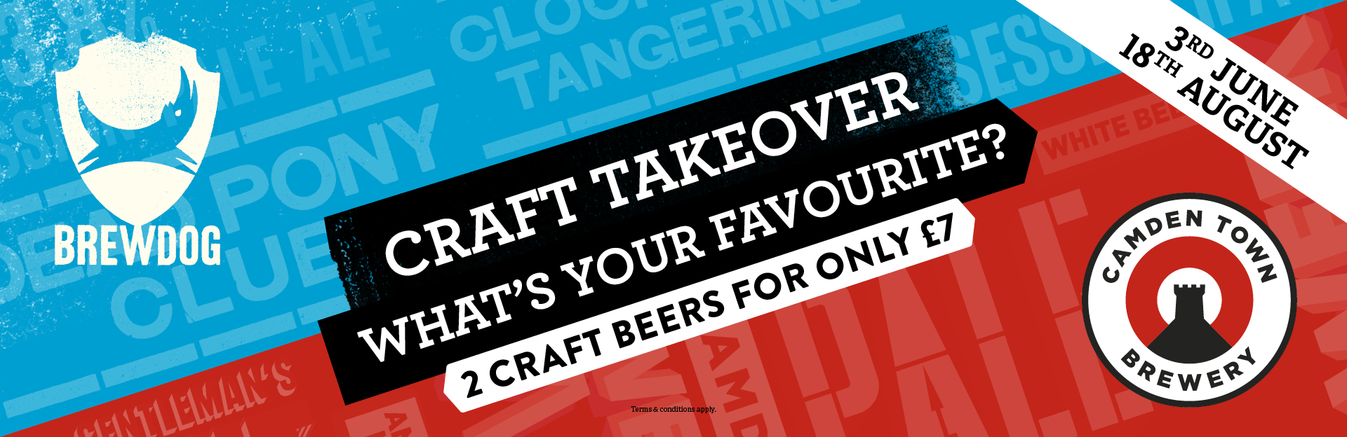 Craft Takeover at The Mill